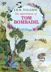 The Adventures of Tom Bombadil - J. R. R. Tolkien - cover
