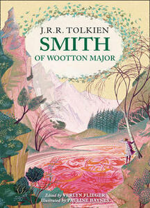 Smith of Wootton Major - J. R. R. Tolkien - cover