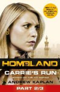 Ebook in inglese Carrie's Run, Part 2 of 3 Kaplan, Andrew