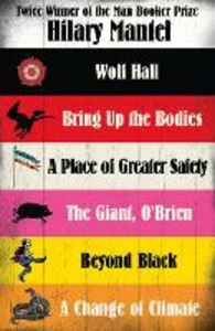 Ebook in inglese Hilary Mantel Collection: Six of Her Best Novels Mantel, Hilary