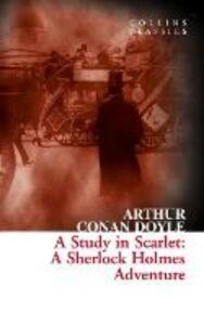 Foto Cover di A Study in Scarlet, Ebook inglese di Arthur Conan Doyle, edito da HarperCollins Publishers