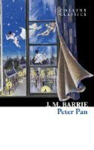 Foto Cover di Peter Pan, Ebook inglese di J.M. Barrie, edito da HarperCollins Publishers