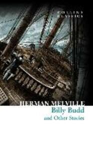 Billy Budd and Other Stories - Herman Melville - cover