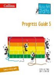 Progress Guide 5 - Jeanette A. Mumford,Sandra Roberts,Jo Power - cover