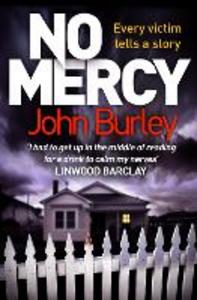 Ebook in inglese No Mercy Burley, John