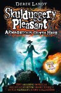 Foto Cover di Armageddon Outta Here, Ebook inglese di Derek Landy, edito da HarperCollins Publishers