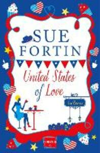 United States of Love - Sue Fortin - cover