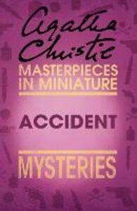 Foto Cover di Accident, Ebook inglese di Agatha Christie, edito da HarperCollins Publishers
