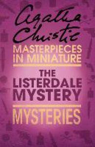 Foto Cover di The Listerdale Mystery, Ebook inglese di Agatha Christie, edito da HarperCollins Publishers