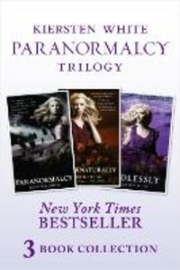 Ebook in inglese Paranormalcy Trilogy Collection: Paranormalcy, Supernaturally and Endlessly White, Kiersten