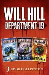 Department 19, The Rising, and Battle Lines