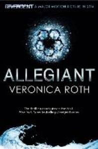 Allegiant - Veronica Roth - cover