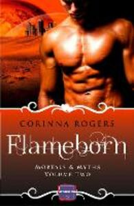 Ebook in inglese Flameborn Rogers, Corinna