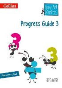 Progress Guide 3 - Jeanette A. Mumford,Sandra Roberts,Jo Power - cover