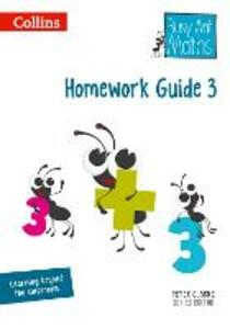 Homework Guide 3 - Jeanette A. Mumford,Sandra Roberts,Jo Power - cover
