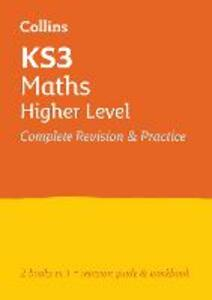 KS3 Maths (Advanced) All-in-One Revision and Practice - Collins KS3 - cover
