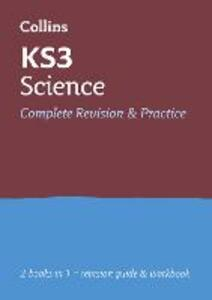 KS3 Science All-in-One Revision and Practice - Collins KS3 - cover
