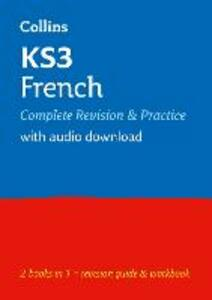 KS3 French All-in-One Revision and Practice - Collins KS3 - cover