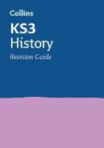 KS3 History Revision Guide - Collins KS3 - cover