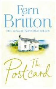 The Postcard: Escape to Cornwall with the Perfect Summer Holiday Read - Fern Britton - cover