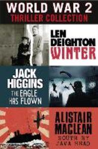 Foto Cover di World War 2 Thriller Collection, Ebook inglese di AA.VV edito da HarperCollins Publishers