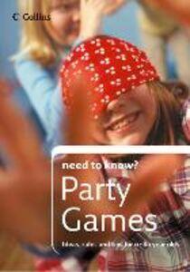 Foto Cover di Party Games, Ebook inglese di Sean Callery, edito da HarperCollins Publishers