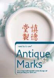 Foto Cover di Antique Marks, Ebook inglese di Collins, edito da HarperCollins Publishers