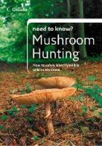 Ebook in inglese Mushroom Hunting (Collins Need to Know?) Harding, Patrick