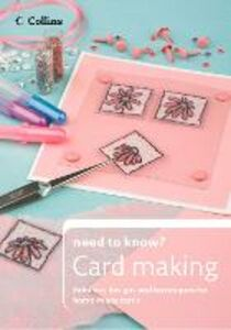Foto Cover di Cardmaking, Ebook inglese di Laura Hines, edito da HarperCollins Publishers