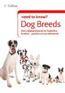 Ebook in inglese Dog Breeds (Collins Need to Know?) -, -