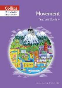Collins Primary Geography Teacher's Book 4 - Stephen Scoffham,Colin Bridge - cover