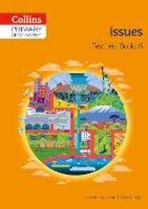 Collins Primary Geography Teacher's Book 6 - Stephen Scoffham,Colin Bridge - cover