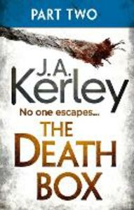 Ebook in inglese Death Box: Part 2 of 3 (Chapters 13-27) (Carson Ryder, Book 10) Kerley, J. A.