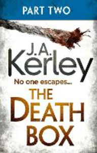 Ebook in inglese Death Box: Part 2 of 3 (Chapters 13-27) (Carson Ryder, Book 10) J. A. Kerley