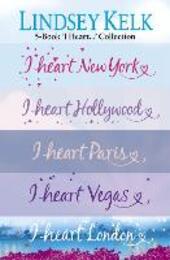 Lindsey Kelk 5-Book 'I Heart...'Collection