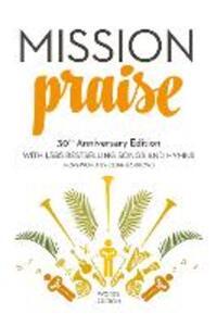 Mission Praise: Words - Peter Horrobin - cover