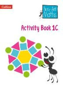 Year 1 Activity Book 1C - Nicola Morgan,Rachel Axten-Higgs,Jo Power - cover