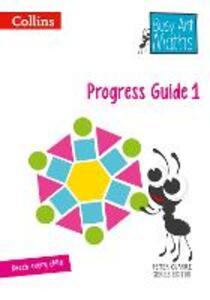 Progress Guide 1 - Nicola Morgan,Rachel Axten-Higgs,Jo Power - cover