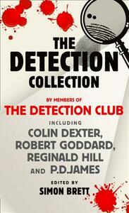 The Detection Collection - The Detection Club - cover