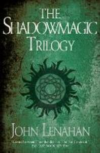 The Shadowmagic Trilogy - John Lenahan - cover