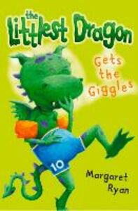 Foto Cover di The Littlest Dragon Gets the Giggles, Ebook inglese di Margaret Ryan, edito da HarperCollins Publishers