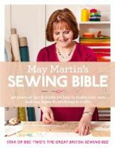 Ebook in inglese May Martin's Sewing Bible: 40 years of tips and tricks Martin, May