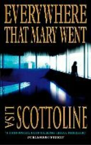 Ebook in inglese Everywhere That Mary Went Scottoline, Lisa