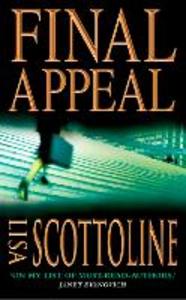 Ebook in inglese Final Appeal Scottoline, Lisa