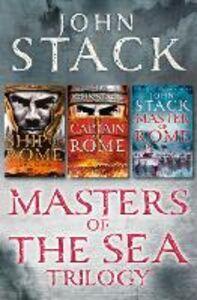 Foto Cover di Ship of Rome, Captain of Rome, Master of Rome, Ebook inglese di John Stack, edito da HarperCollins Publishers