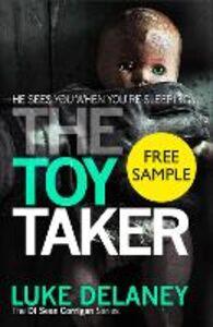 Foto Cover di The Toy Taker (Free Sampler), Ebook inglese di Luke Delaney, edito da HarperCollins Publishers