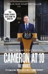 Foto Cover di Cameron at 10, Ebook inglese di Anthony Seldon,Peter Snowdon, edito da HarperCollins Publishers