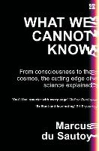 Foto Cover di What We Cannot Know, Ebook inglese di Marcus du Sautoy, edito da HarperCollins Publishers