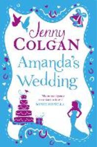 Amanda's Wedding - Jenny Colgan - cover