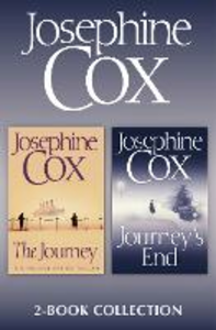 Ebook in inglese Journey, Journey's End: Josephine Cox 2-Book Collection Cox, Josephine